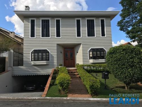 Casa Em Condomínio - Alphaville - Sp - 618067