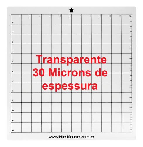 2 Bases De Corte Para Silhouette Cameo 30x30 Com Cola - 30mm