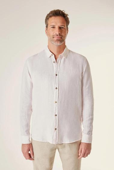 Camisa Ml Linho Reserva