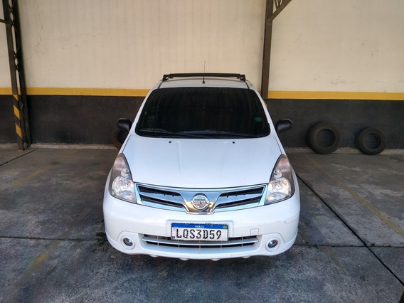 Nissan Livina 1.6 S Flex 5p 2013
