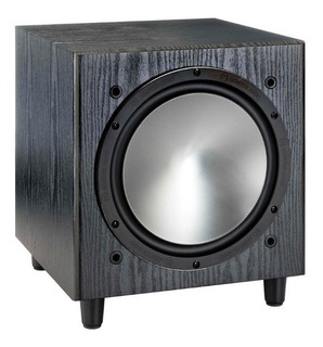 Subwoofer Monitor Audio Bronze W10 Import Oficial New Sound