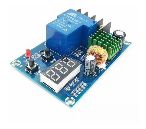 Modulo Controlador De Carga 30a 6-60v Eolico Solar
