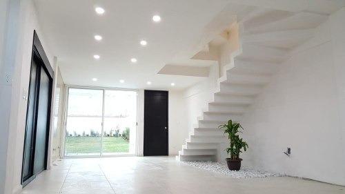 Casa Nueva En Cuautla, Escriturada, Excelente Ubicación