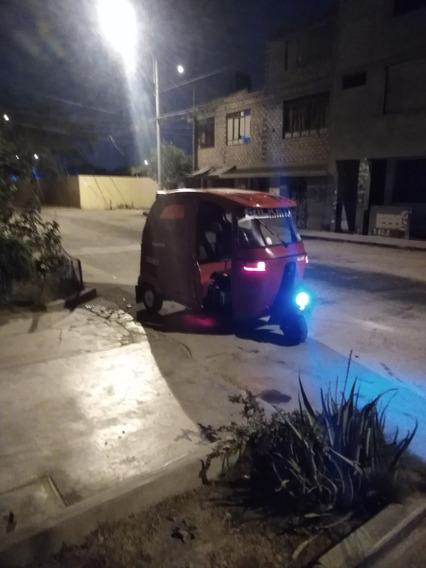 Mototaxi Bajaj 2 Tiempos Glp A 6000 Soles