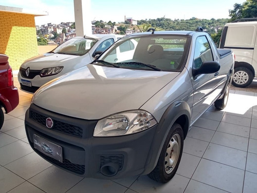 Fiat Strada Hard Working 1.4 Evo Flex, Qxe3313