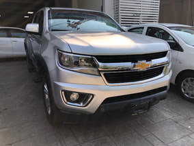 Chevrolet Colorado 3.6 4x4 At 2017 Reporte De Recupera Robo