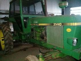 Tractor John Deere 3140 Gomas Traseras Originales Tpea
