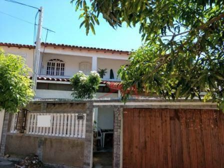 Casa Com 3 Quartos À Venda, 140 M² Por R$ 300.000 - São João - São Pedro Da Aldeia/rj - Ca0088