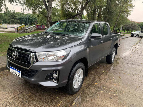 Toyota Hilux 2021 2.8 Cd Sr 177cv 4x4 0 Km - Particular