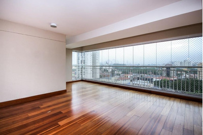 Suntuoso Apartamento No Condomínio Terraças Alto Da Lapa!! - Ap32795