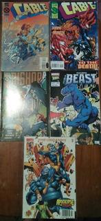 Comics X Men Varios Numeros En Ingles