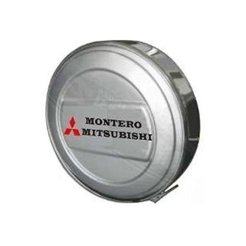 Porta Repuesto Llanta Tapa Caucho Para Mitsubishi Montero