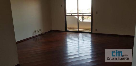 Apartamento Com 3 Dormitórios Para Alugar, 100 M² Por R$ 2.650/mês - Centro - Boituva/sp - Ap0140