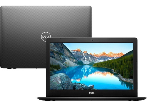 "Notebook - Dell I15-3583-a5xp I7-8565u 1.80ghz 8gb 2tb Padrão Intel Hd Graphics 620 Windows 10 Home Inspiron 15,6"" Polegadas"