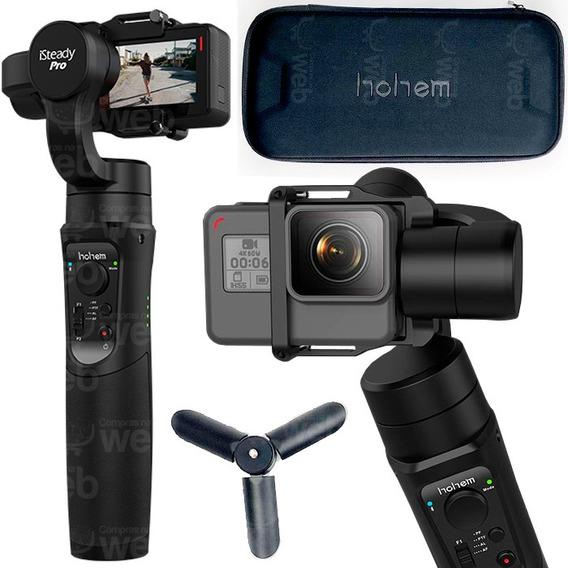 Estabilizador Bastão Camera Gimbal Isteady Pro Gopro 3 Eixos