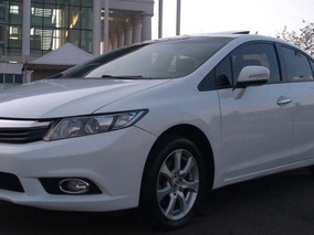 Honda Civic Exr 2.0 Cvt 2014