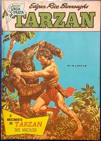 Tarzan, Nº 28 - Coleção Lança De Prata