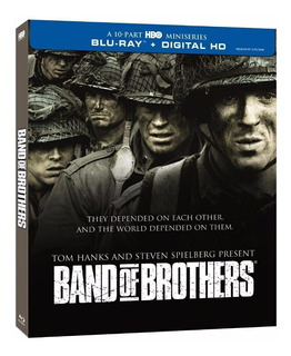 Blu-ray Band Of Brothers / La Serie Completa