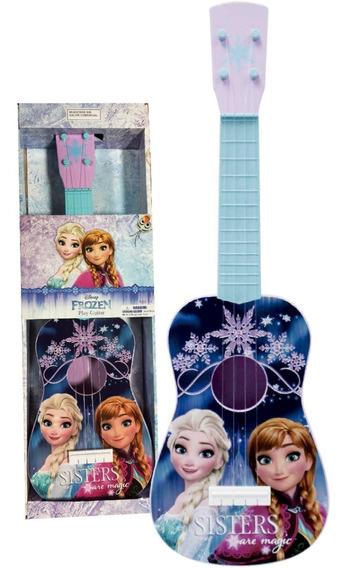 Guitarra Frozen - Juegos Y Juguetes
