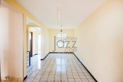 Casa Com 3 Dormitórios À Venda, 70 M² Por R$ 330.000,00 - Villa Flora - Sumaré/sp - Ca4149