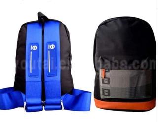 Mochila Takata Jdm Bride Cinturones Carreras Auto Moto Backpack Para Laptop Materiales De La Mejor Calidad
