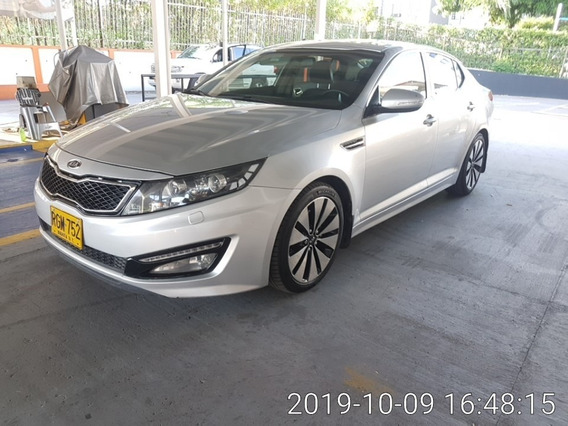 Kia Optima Ex 2.4