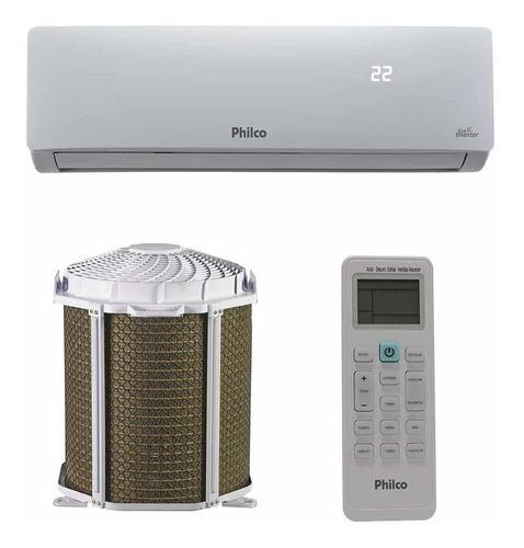Ar Condicionado Split Inverter Philco 12000 Btus Q/f 220v