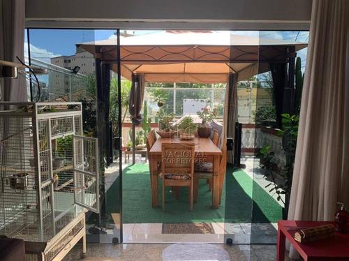 Imagem 1 de 30 de Sobrado Com 2 Dormitórios À Venda, 254 M² Por R$ 625.000,00 - Santa Teresinha - Santo André/sp - So4095