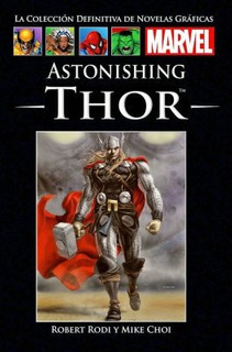 Marvel Salvat Vol.53 - Astonishing Thor