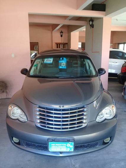 Chrysler Pt Cruiser 2.4 Touring 2010 5pts Gris Metal