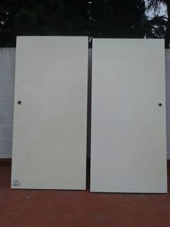 Puertas De Frente De Placard