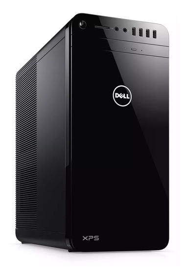 Pc Dell - Xps 8920 - I7 7700 16gb Ram - Placa De Vídeo 1050