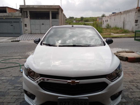 Chevrolet Onix Effect 2019 Manual