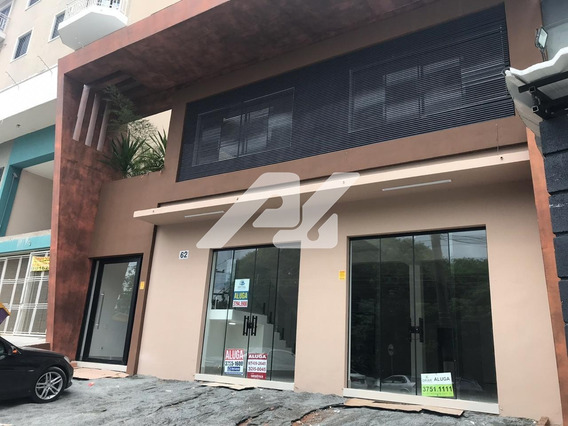 Salão Para Aluguel Em Chácara Da Barra - Sl008391