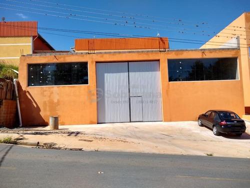 Barracão Para Aluguel Em Chácaras São Martinho - Ba012744
