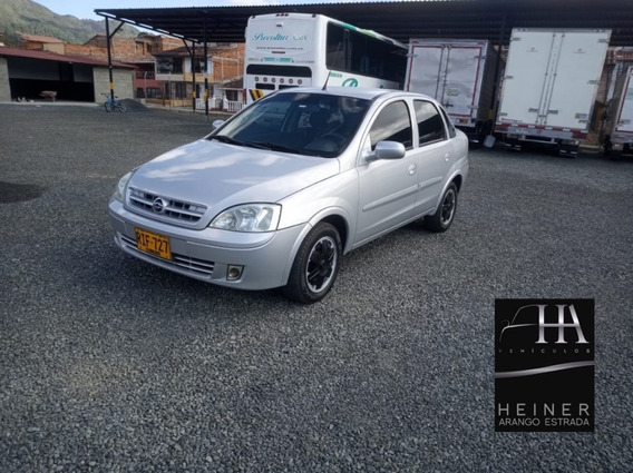 Chevrolet Corsa Evolution 2007