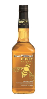 Whiskey Evan Williams Honey Bourbon Whisky Oferta