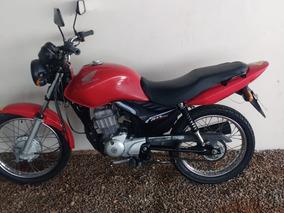 Honda Cg 125 Es Fan