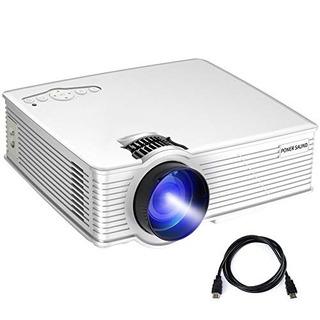 Mini Proyector Portátil Poner Saund Gp9 1080p Led