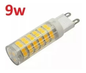 Kit 2 Lâmpadas Led Halopim G9 9w 110v