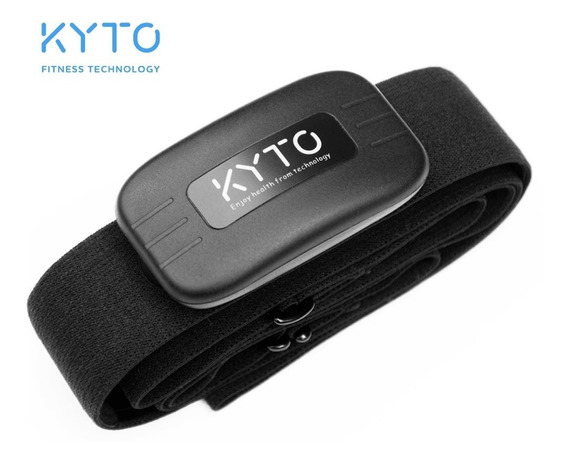 Cinta Cardíaca Kyto 2830b Bluetooth + Ant + Garmin, Celular