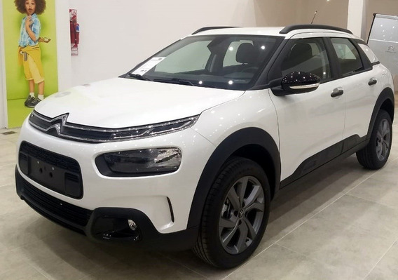 Citroen Cactus Feel Pack 0km - Oferta - Darc Autos