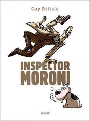 Inspector Morini Edicion Integral, Guy Delisle, Astiberri