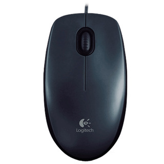 Mouse Óptico Usb Logitech M100 1000dpi Notebook Pc