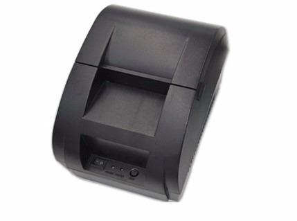 Impressora Térmica Cupom Fiscal Slim Usb Ticket Cupom 58mm