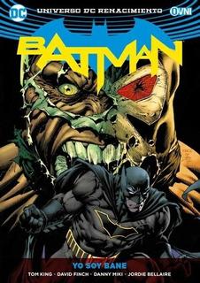 Dc Comic - Batman - Yo Soy Bane - Equipo Editorial