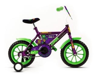 Bicicleta Zoombies (stark) Rod 12.
