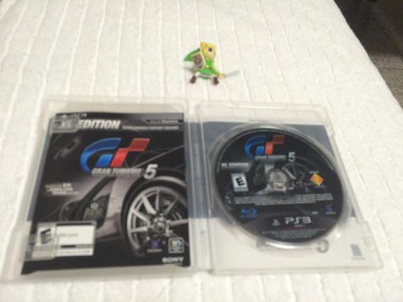 Gran Turismo 5 Xl Edition Compatível Com 3d