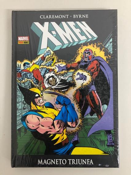 Marvel Panini Books: X-men Magneto Triunfa