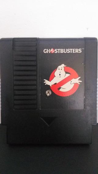 Cartucho Ghostbusters Nes Nintendinho